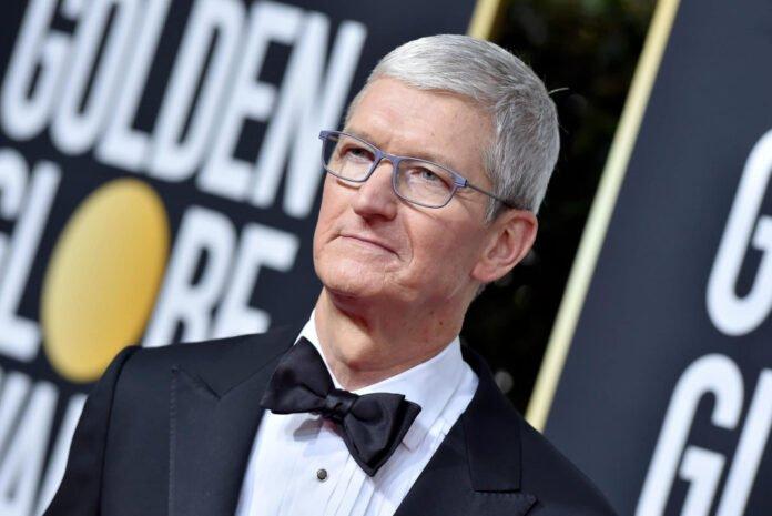 Apple CEO'su Tim Cook'un 2020 yılı kazancı 14,8 Milyon Dolar
