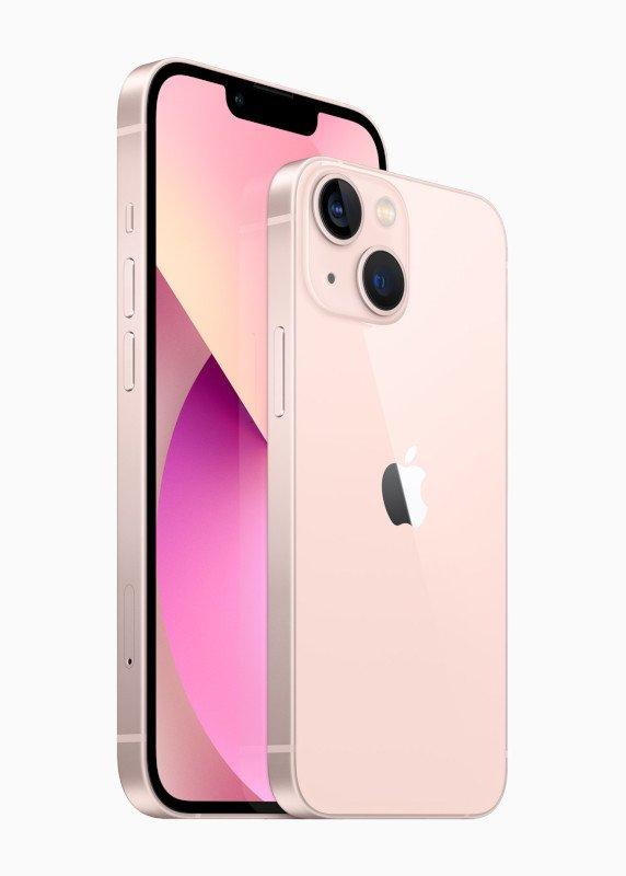 iPhone 13 ve iPhone 13 mini